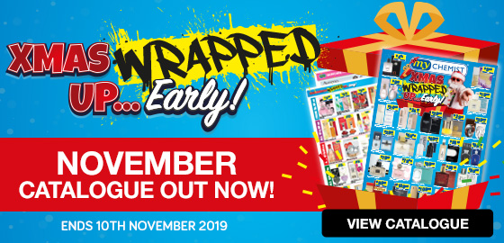 November Catalogue Out Now