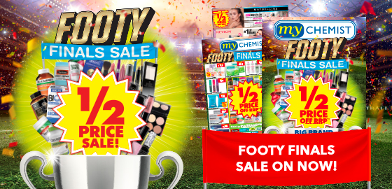 Footy Finals Catalogue Out Now