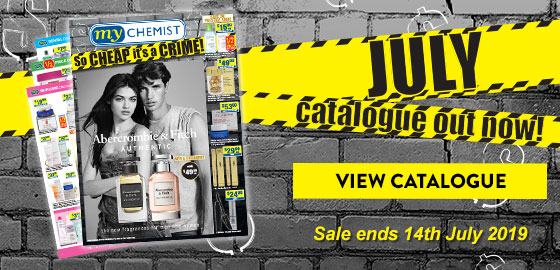 July Catalogue Out Now