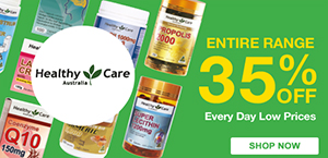 Healthycare - up to 35% Off Every Day Low Prices